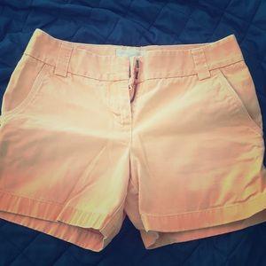 J.Crew Classic Twill Chino Shorts